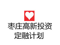 山东枣庄高新投资集团债权1号(风险评估报告)